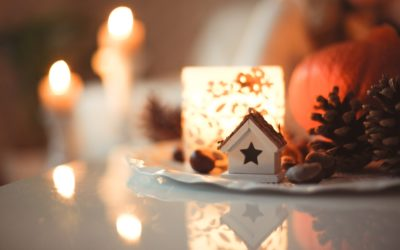 Saint Lucia Feast announces that Christmas is coming up!